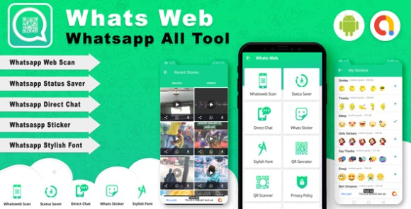 Android WhatsApp All Tools App