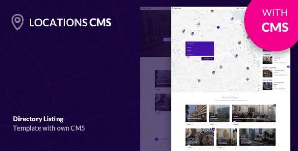 Find a Place CMS Directory PHP Script Nulled