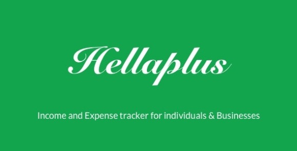 Hellaplus Income and Expense Tracker Script