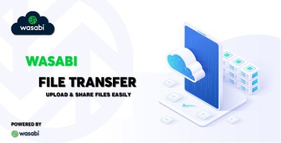 Wasabi Direct Multipart File Transfer