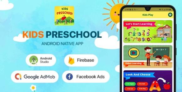 Kids Preschool v1.0 – Android App Source Code