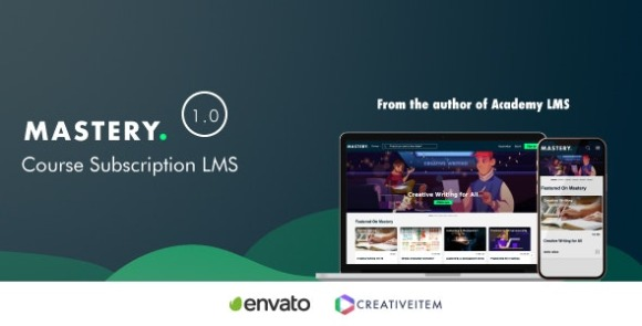 Mastery LMS Course Subscription System PHP Script