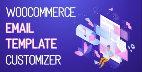 WooCommerce Email Template Customizer v1.0.1.6 – Plugin