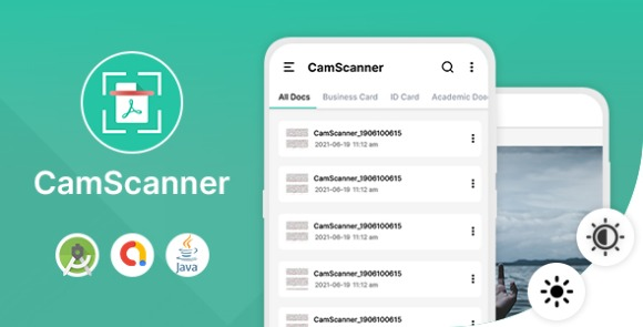 Cam Scanner – Android App with Admob Ads (23 Aug 2021)