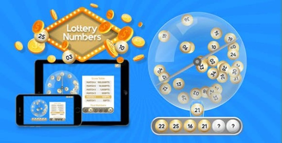 Lottery Numbers v2.2 – HTML5 Game Free